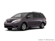 2017 Toyota SIENNA LE V6 8-PASS 8A