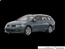 2017 Volkswagen Golf Sportwagen 1.8T Highline DSG 6sp at w/Tip 4MOTION