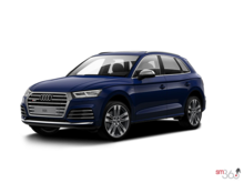 2018 Audi SQ5 3.0T Technik quattro 8sp Tiptronic