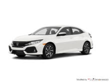 2018 Honda Civic Hatchback LX