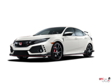2018 Honda Civic Type R TYPER