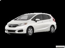 2018 Honda Fit LX 1.5L 4 CYL 6 SPD MANUAL FWD 5D HATCHBACK