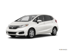 2018 Honda Fit LX 1.5L 4 CYL 6 SPD MANUAL FWD 5D HATCHBACK