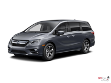 2018 Honda Odyssey EX-L 3.5L 6 CYL AUTOMATIC FWD - 8 PASSENGERS