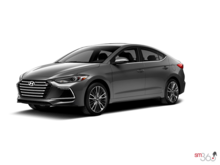 2018 Hyundai Elantra SPORT MANUAL