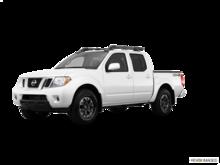 2018 Nissan Frontier Crew CAB 4.0 PRO-4X