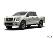 2018 Nissan TITAN CREW CAB PRO-4X LUXURY