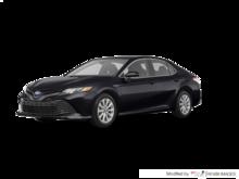 2018 Toyota CAMRY HYBRIDE XLE LA20