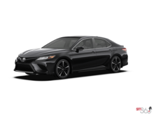 2018 Toyota CAMRY XSE LB20