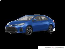 Toyota COROLLA SE 6M FC80 2018