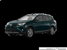 2018 Toyota RAV4 HYBRIDE LE+ Hybrid LE+