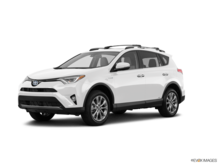 2018 Toyota RAV4 HYBRID LIMITED Hybrid Limited