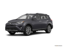 Toyota RAV4 AWD LIMITED EA20 2018