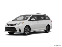 Toyota SIENNA LE AWD V6 7-PASS 8A FC14 2018