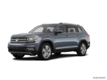 Volkswagen Atlas Execline 3.6L 8sp at w/Tip 4MOTION 2018
