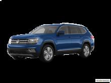 2018 Volkswagen Atlas Execline
