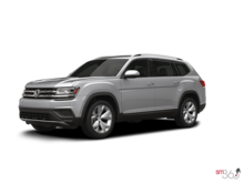 Volkswagen Atlas Trendline 2.0T 8sp at w/Tip 2018