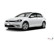2018 Volkswagen Golf Comfortline 5-door Manual