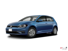 Volkswagen Golf 5-Dr 1.8T Trendline 6sp at w/Tip 2018