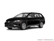 Volkswagen Golf Alltrack 1.8T 6sp 4MOTION 2018