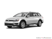 2018 Volkswagen Golf SPORTWAGEN 1.8 TSI ALLTRACK 6-SPEED MANUAL