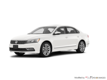 Volkswagen Passat Highline 2.0T 6sp at w/Tip 2018