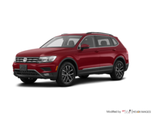 Volkswagen Tiguan Comfortline 2.0T 8sp at w/Tip 4MOTION (2) 2018