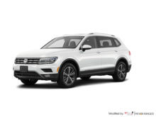 Volkswagen Tiguan 4dr AWD 4MOTION Highline 2018