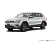 Volkswagen Tiguan Highline 2.0T 8sp at w/Tip 4M 2018