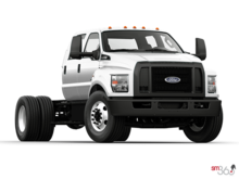 2018 Ford Super Duty F-750 Straight Frame