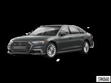 2019 Audi A8 LWB 3.0T quattro 8sp Tiptronic