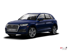 2019 Audi Q5 2.0T Progressiv quattro 7sp S Tronic