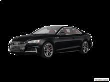 2019 Audi S5 3.0T Progressiv quattro 8sp Tiptronic Cpe