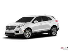 2019 Cadillac XT5 Platinum AWD  - Leather Seats