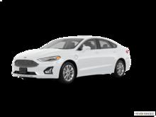 Ford Fusion Titanium Energi PHEV 2019