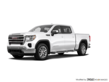 2019 GMC Sierra 1500 SLE  - Assist Steps - $349 B/W