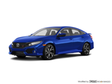 2019 Honda CIVIC SDN SI