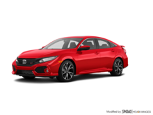 2019 Honda Civic SI sedan SI-M