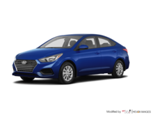 2019 Hyundai Accent 4 DOOR PREFERRED MANUAL