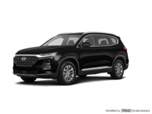 Hyundai Santa Fe ESSENTIAL w/ Dark Chrome Exterior Accents 2019