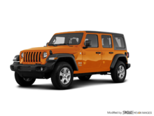 Jeep Wrangler Unlimited SPORT 2019