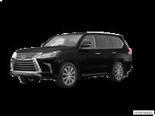 2019 Lexus LX570 8A