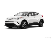 2019 Toyota C-HR WITH BOOKS