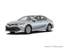 2019 Toyota CAMRY HYBRID LE WITH BOOKS