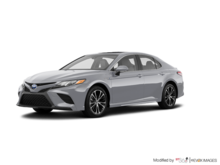 2019 Toyota CAMRY HYBRID SE WITH BOOKS