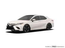 2019 Toyota CAMRY XSE WITH BOOKS