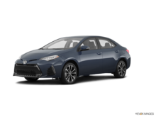 2019 Toyota COROLLA SE CVT WITH BOOKS
