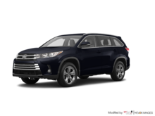 2019 Toyota HIGHLANDER LTD AWD Limited