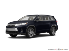 2019 Toyota HIGHLANDER XLE AWD WITH BOOKS