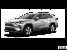 2019 Toyota RAV4 HYBRID LE Hybrid LE